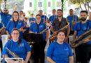 Banda Imaculada Conceição completa mais um aniversário com apresentação na sede