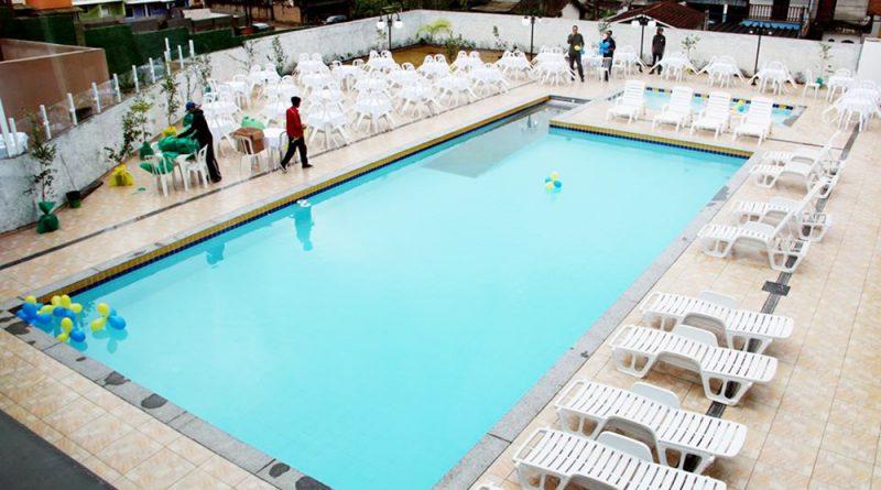 Clube do Servidor   A partir deste sábado, dia 24, a piscina será reaberta das 10 às 17 horas