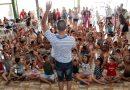 Festa do Dia das Crianças reúne mais de 500 pessoas na Área de Lazer do Sindicato