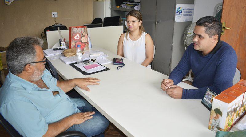 Servidor solicita e Sindicato troca Clínica Odontológica a fim de melhorar os serviços