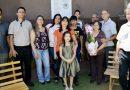 SFPMIS eterniza Enfermeira Roberta na sede da entidade e família agradece homenagem