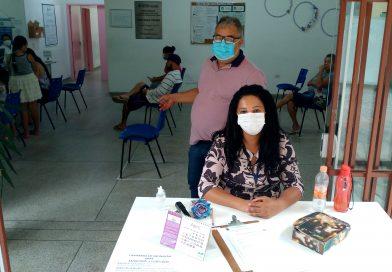 Compromisso dos Servidores da Saúde na organização das unidades mostra tamanho profissionalismo