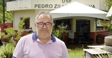 Presidente Adalberto visita Unidades de Saúde para conferir a utilização dos EPIs dos Servidores