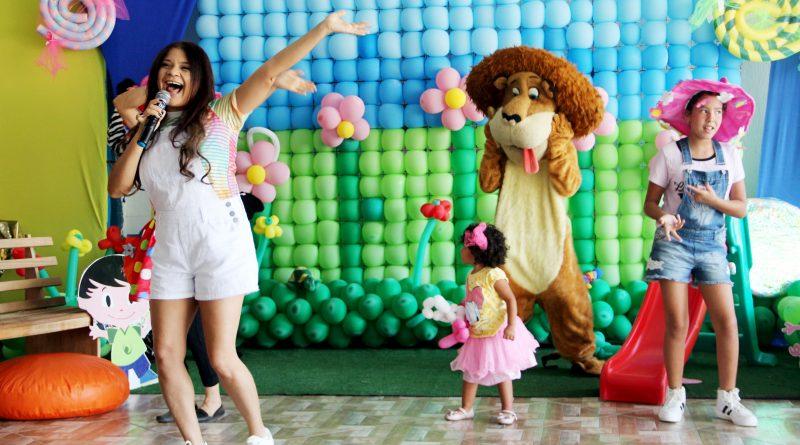 Live da Festa das Crianças é um sucesso absoluto. Categoria fica impressionada com a ação!
