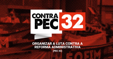 NÃO À PEC 32 | Conheça as maldades da Reforma Administrativa contra toda a população