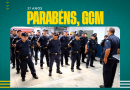 27 anos da GCM | Parabenizamos os nossos Servidores da Guarda!